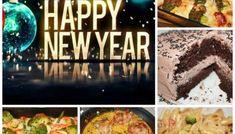 Årets 5 heteste oppskrifter Happy New Year, Food And Drink, Happy 2015