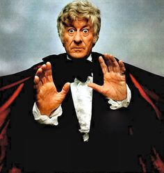 JON PERTWEE as the Third Doctor  #thedoctor  #doctorwho  #tardis