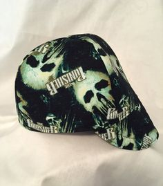 Marvel Comics Punisher Welders Cap/Welding Caps by KattsHatts