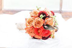Brautstrauß - orange passend zum Herbst Braut Make-up, Orange, Desserts, Flowers, Plants, Wedding Pie Table, Fairy, Deserts, Flora