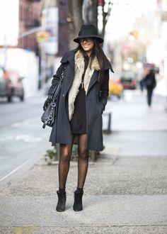 Best Winter Street Style 2013