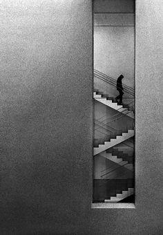 grayscale / #architecture