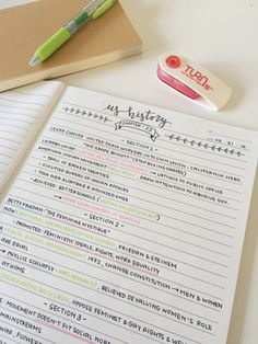 Cute Notes//Pink//Yellow-Green