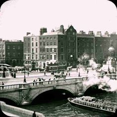 Guinness barge