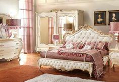 ROMANTICA Bedroom by Hand Master Craftsmen - Classic Furniture and Classical interior Design Ideas