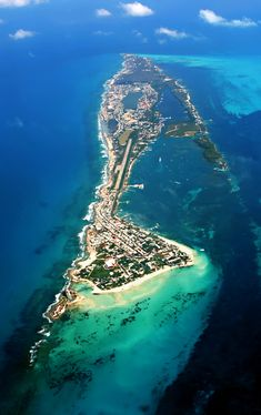 Isla Mujeres - visited here when we went to Cancun. Beaches are beautiful!