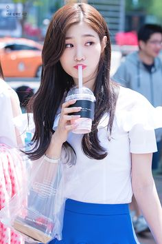 Jung Chaeyeon, Choi Yoojung, Kim Sejeong, Girls World, Chinese Actress, Beautiful Asian Women, Korean Actresses, Ulzzang Girl, Girl Crushes