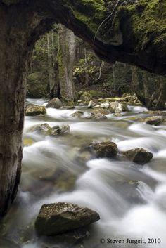 Meander Falls, Tasmania