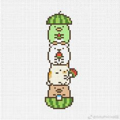 Melty Bead Patterns, Pearler Bead Patterns, Perler Patterns, Loom Patterns, Beading Patterns, Perler Bead Templates, Diy Perler Beads, Perler Bead Art, Beaded Cross Stitch