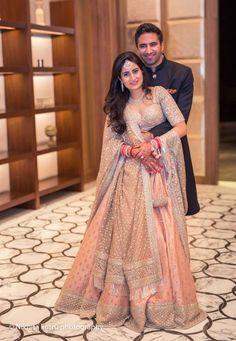 I Wanted Umang And I To Just Have Fun And Celebrate Theprit Beginning Of Our Lives Together :))) Indian Wedding Gowns, Indian Bridal Outfits, Indian Bridal Lehenga, Indian Bridal Fashion, Indian Designer Outfits, Indian Dresses, Bridal Dresses, Engagement Dress For Bride, Engagement Lehnga