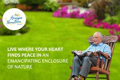 #Ananya #Shelters - #Nana #Nani Nothing can satisfy you more in your 60's than a #peaceful #life. We understand it better than anyone else. Nana Nani #Retirement #Homes #Project in #Coimbatore for #Senior #Citizens