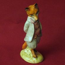 Beswick Beatrix Potter Foxy Whiskered Gentleman