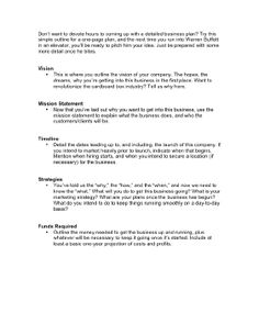 Business Proposal Templates Examples Business Plan Executive