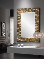 Speil med bladgull SIMA