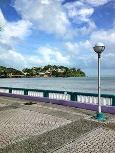 Malecón de Naguabo,  Puerto Rico
