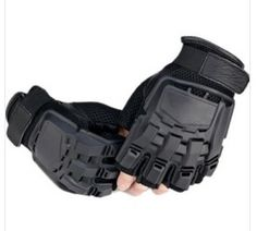 Protective Gear Gloves - Military Tactical Police Airsoft Paintball Hunting Motorcycle Cycling Racing Army