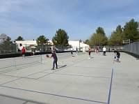 "The Pickleball ""Picklehood"" in Paso Robles, CA.  March 25, 2013."