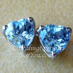 Blue Topaz Stones aid spiritual communication, help writers block and inspire creativity and enhanced public speaking. They are strong psychic communication stones, that will aid the expansion of a range of psychic powers.