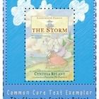 Common+Core+Text+Exemplar  The+Storm+Contents This+packet+methodically+reviews+each+chapter+in+The+Storm++by+Cynthia+Rylant.++For+each+chapter,+the...