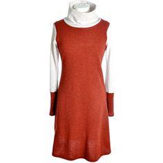 Tulip, High Neck Dress, Dresses, Fashion, Turtleneck Dress, Vestidos, Moda, Fashion Styles, Tulips