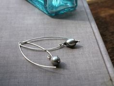 Simplicity Pearl Earrings