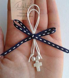 Martirika Martyrika Navy Witness pins Witness bracelets Greek baptism Orthodox baptism Boy martyrika by NatalysWeddingArt