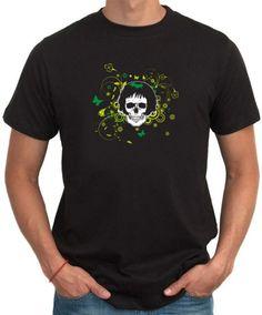 Polo Emo Skull