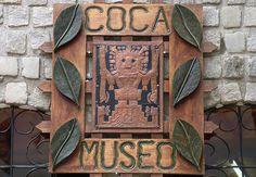 Chocolate museum, La Paz