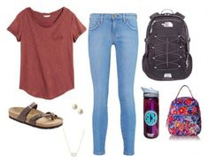 First day of school outfits for teenage girls high school summer 38 - www. First day of school outfits for teenage girls high school summer 38 - www. First day of school outfits for teenage girls high school sum. Outfit Ideas For Teen Girls, Teenage Outfits, Cute Teen Outfits, Teen Fashion Outfits, Girl Outfits, Fashion Ideas, Tween Fashion, Fashion Trends, Casual Outfits