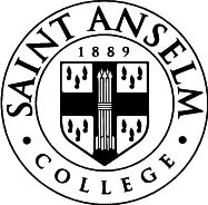 1889, Saint Anselm College (Goffstown, New Hampshire) #Goffstown #NewHampshire (L10699)