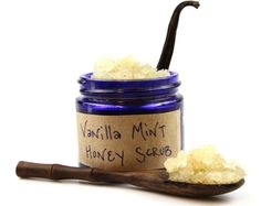 VANILLA MINT HONEY SCRUB