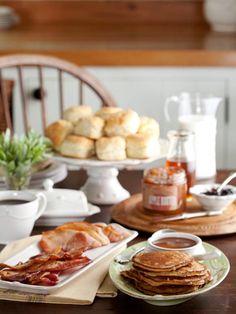 Breakfast farm style