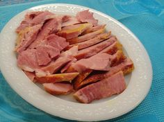 """""""The glaze on this recipe is sweet, tangy and delicious! This would be perfect for your holiday ham... it will be a big hit with guests!"""""""