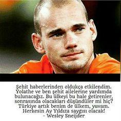 Helal olsun! #adamsın #sneijder #galatasaray Latina, Football, Tattoo, Soccer, Futbol, American Football, Tattoos, Soccer Ball, Tattoo Illustration