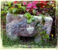 "12 Unique hypertufa projects for the gardenKandy Jones says, "" This hypertufa planter was made applying 'tufa to a Styrofoam ice chest."""