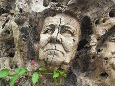 Znalezione obrazy dla zapytania rzeźba w drewnie