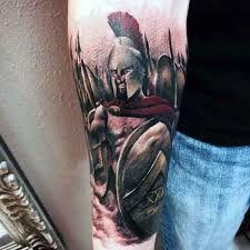 Výsledek obrázku pro spartan 300 tattoo sleeve