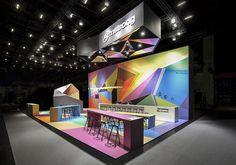 Armstrong Fair stand BAU 2013 - Ippolito Fleitz Group