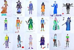 Create a Fantasy Character (Arte a Scuola) Art Lessons For Kids, Art For Kids, 6th Grade Art, Drawing Exercises, Middle School Art, Arts Ed, High Art, Art Classroom, Character Drawing