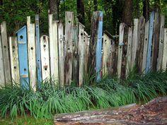 birdhouse fencing