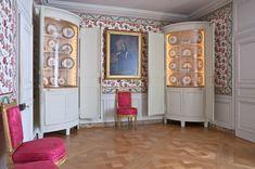 Comedor de los Petits Appartements de la Reine, en Versalles