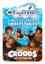 Looking for an adventure? Enter to win our #MarchFrozenFoodMonth DreamWorks Experience Family Adventure Sweepstakes at Gaylord Hotels!!!