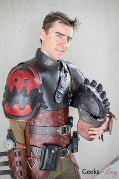 Hiccup - San Diego Comic-Con 2015 - Photo by Geeks are Sexy