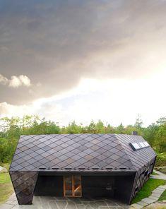 Galería - Cabaña Ryfylke / Pir II Oslo + Resell Arkitektur - 1