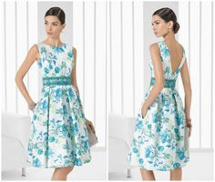 60 vestidos de festa Rosa Clará 2016 Imperdíveis!!- Barcelona Bridal Week 2015
