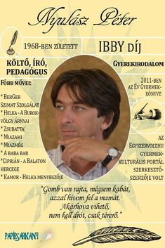 nyulasz Hungary, Literature, Teaching, Humor, Education, School, Books, Poster, Graduation