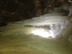 Ice Caves, Upper Peninsula, MIchigan