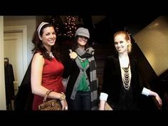 If you want to dress like Serena, Blair, and Vanessa watch this video for tips on accessorizing, shopping and dressing just like Manhattan's elite.