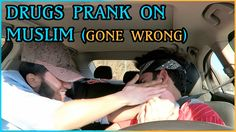 DRUGS PRANK ON MUSLIM (Gone Wrong) Gone Wrong, Pranks, Muslim, Drugs, Organization, Getting Organized, Organisation, Practical Jokes, Islam