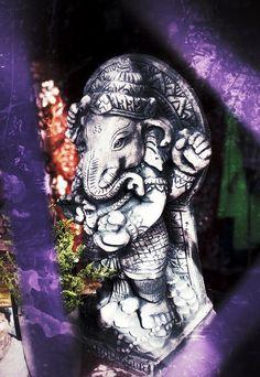 Ganesha.. by Sushanth  on 500px